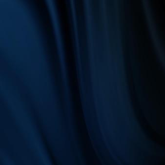 Vague liquide abstraite fond noir