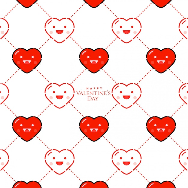 Valentin fond avec coeur drôle