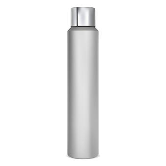 Vaporiser de l'étain. ébauche de tube déodorant en aluminium