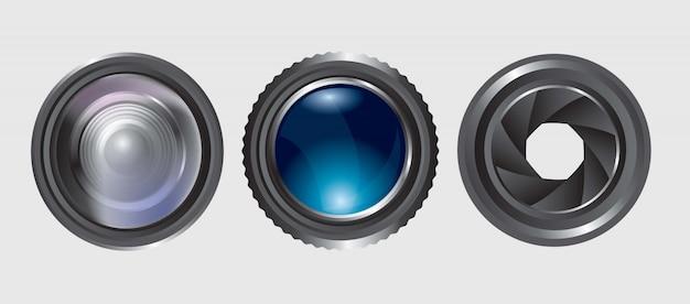 Variété de lentilles