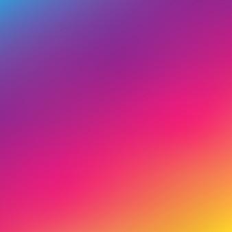 Vecteur abstrait coloré.