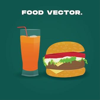 Vecteur alimentaire