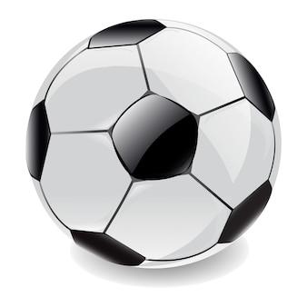 Vecteur de ballon de football