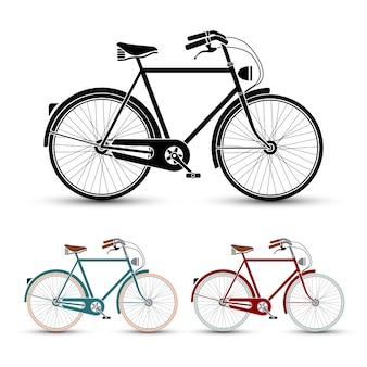 Vecteur de bicyclettes