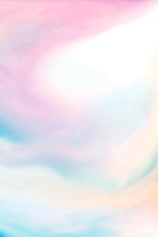Vecteur de conception de fond abstrait coloré