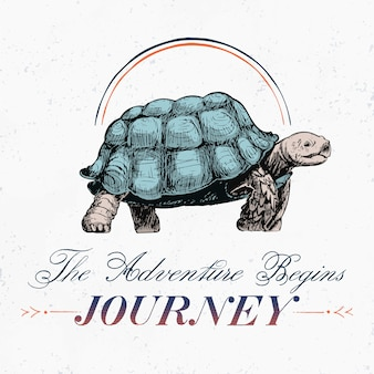 Vecteur de conception de logo voyage et voyage