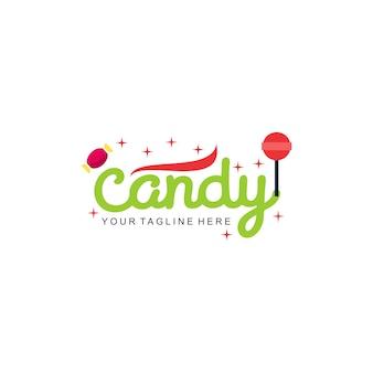 Vecteur de bonbons