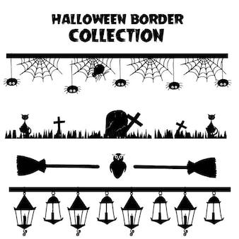 Vecteur de décoration de halloween