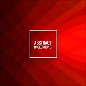 Vecteur de fond abstrait rouge papercut