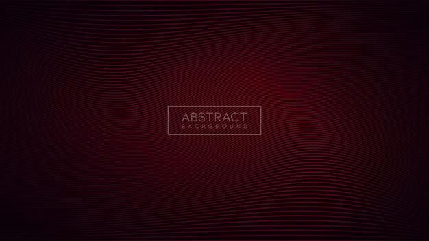 Vecteur de fond abstrait