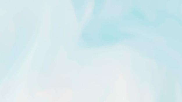 Vecteur de fond aquarelle bleu abstrait