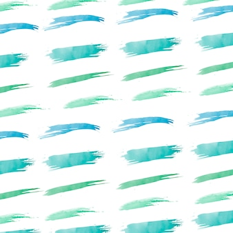Vecteur de fond aquarelle vert pastel