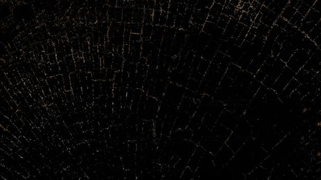 Vecteur de fond de bannière de blog texturé bois noir