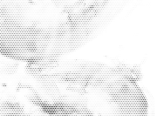 Vecteur de fond de conception abstraite demi-teinte