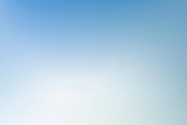 Vecteur de fond dégradé simple en bleu d'hiver
