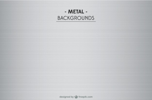 Vecteur de fond en métal libre