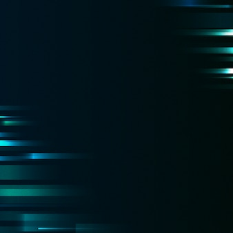 Vecteur de fond à motifs bleu et vert