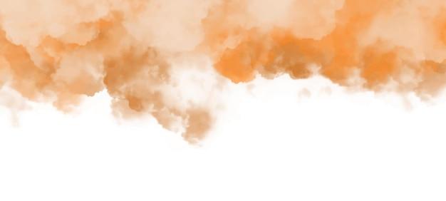 Vecteur de fond de nuage