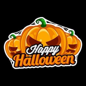Vecteur d'halloween