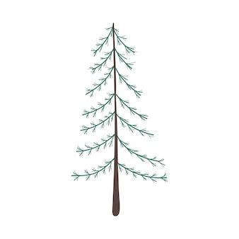 Vecteur d'illustration arbre