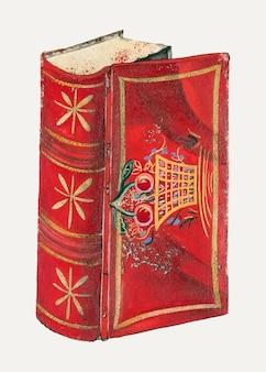 Vecteur d'illustration de boîte à bijoux vintage, remixé à partir de l'œuvre d'art de grace halpin