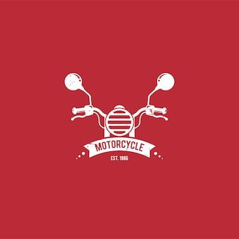 Vecteur de logo moto