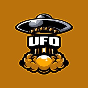 Vecteur logo ufo