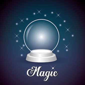 Vecteur magique