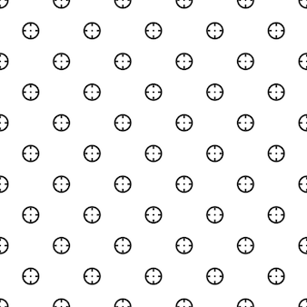 Vecteur de modèle sans couture géométrique simple. arrière-plan facile pour le web ou l'impression. papier d'emballage de surface abstrait.