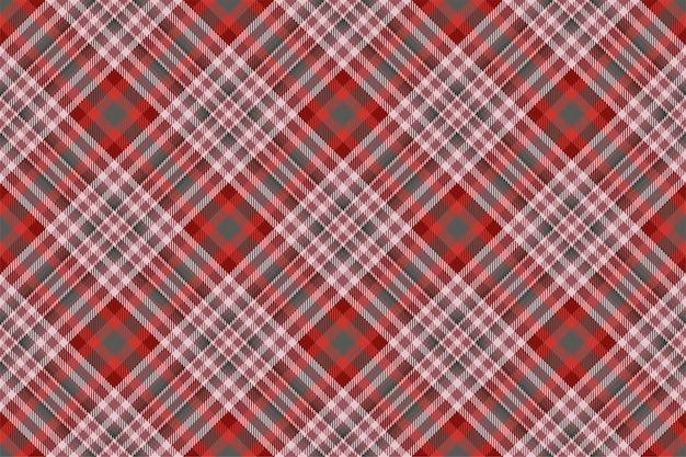 Vecteur de motif à carreaux sans soudure tartan. tissu de fond rétro. texture géométrique carrée de couleur damier vintage pour impression textile