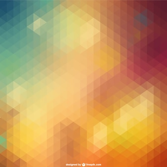 Vecteur de motif géométrique art