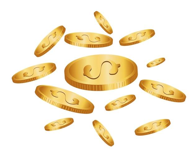 Vecteur de pièces