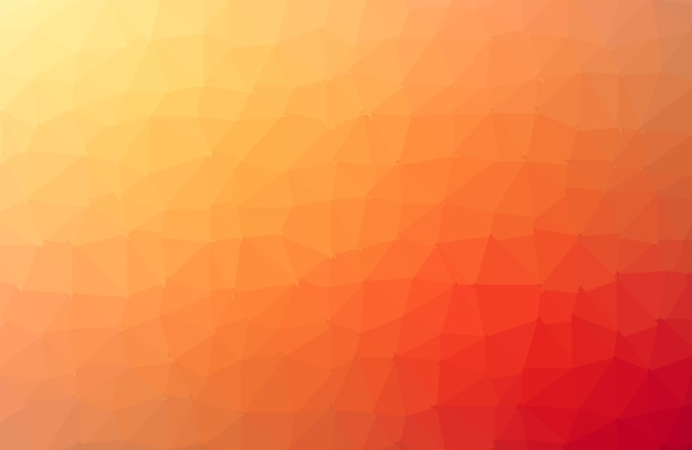 Vecteur polygone moderne abstrait polygonale triangle géométrique moderne.