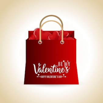 Vecteur saint valentin