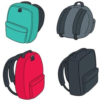Vecteur série de sac