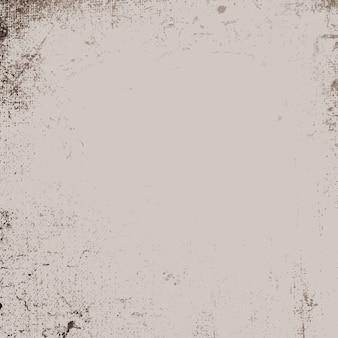 Vecteur de texture en détresse grunge beige