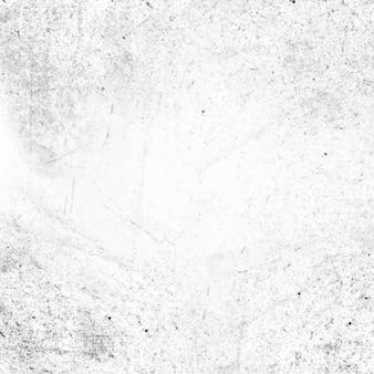 Vecteur de texture en détresse grunge blanc