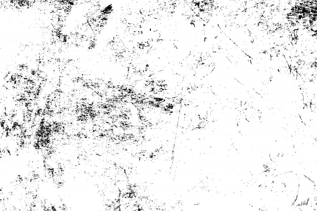 Vecteur de texture grunge noir et blanc. fond de surface abstraite illustration. vecteur eps10.