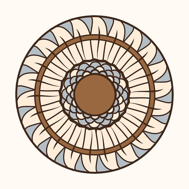 Vecteur de tournesol art nouveau, remixé à partir des œuvres d'alphonse maria mucha