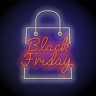 Vecteur vendredi noir