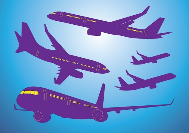 Vecteurs avions