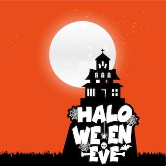 Vecteurs fond halloween