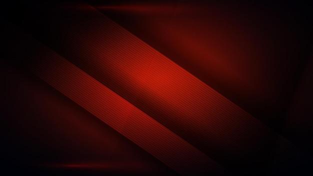 Vector abstrait coloré avec des ombres. eps 10