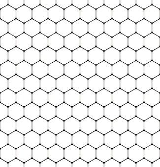 Vector Seamless Pattern Texture Moderne Et élégante Répétition De Carreaux Géométriques Avec Des Rayons Ponctués Vecteur gratuit
