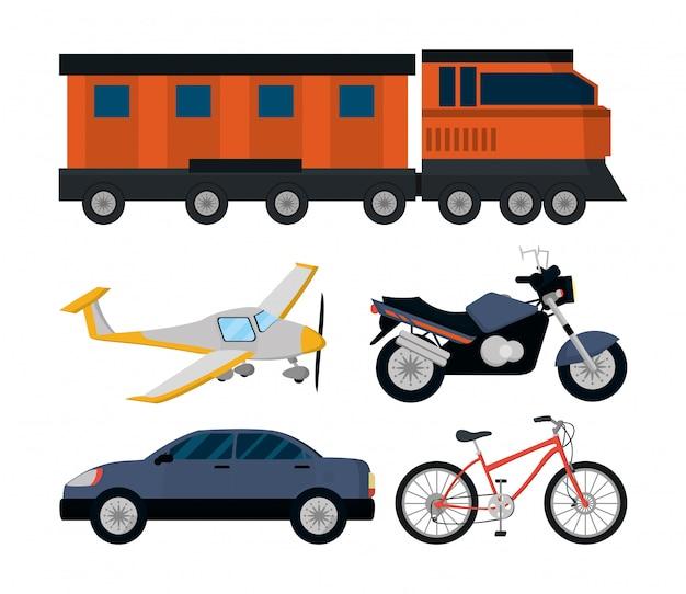 Véhicules de transport en commun
