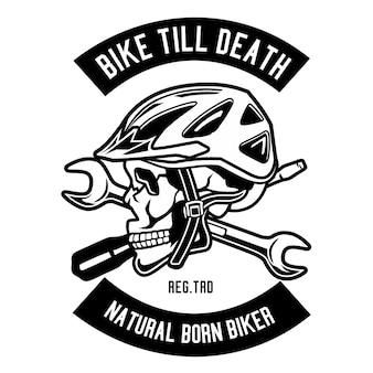 Vélo jusqu'à la mort
