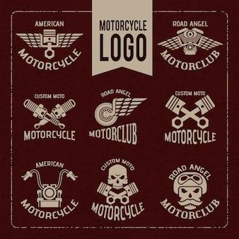 Vélos de motos personnalisées rétro