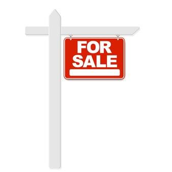 À vendre signe