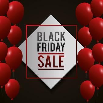 Vendredi shopping noir