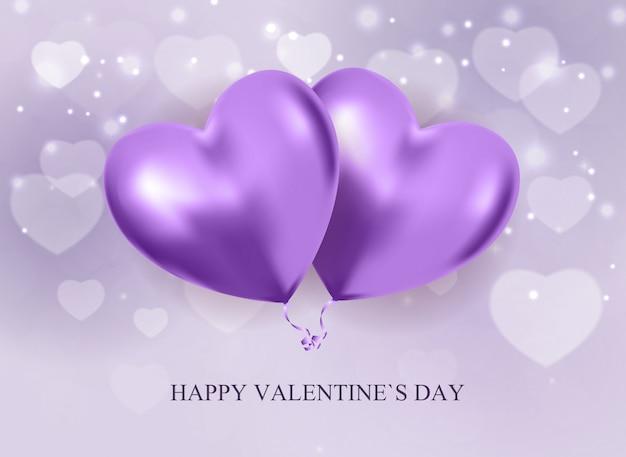 Vente d'amour et de sentiments de la saint-valentin.